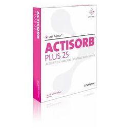 Actisorb Plus 25 opatrunek 10,5x10,5cm - 1szt.
