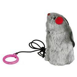 TRIXIE mysz futrzana 9cm