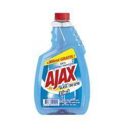 Płyn do szyb Ajax Triple Action zapas 750 ml