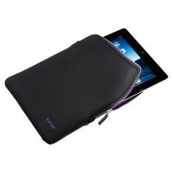 Elecom - neoprenowy futerał dla Ipad 2/Nowy iPad (fiolet) 12030 Odbiór osobisty w ponad 40 miastach lub kurier 24h