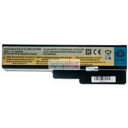 Bateria do laptopa IBM LENOVO 3000 G430 G450 G530 G550 N500 (4400mAh)