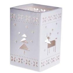 Lampion porcelanowy Reindeers III