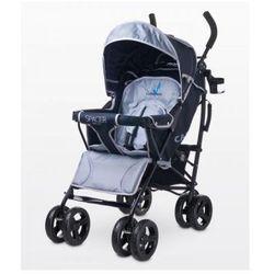 Caretero SPACER DELUXE wózek dziecięcy spacerówka szary grey