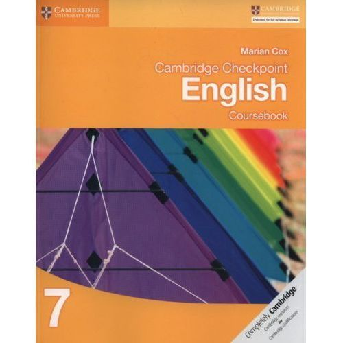 Cambridge Checkpoint English Coursebook 7 (opr. miękka)