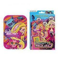 Zestaw kreatywny mozaika Barbie Tajne Agentki