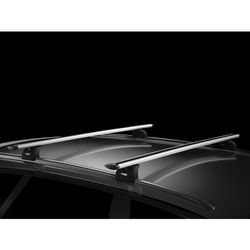 Bagażnik do Audi A4 Avant od 2016- dachowy Thule WingBar 961, stopy 753, kit 4007