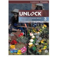 Unlock Level 3 Listening and Speaking Skills Teacher's Book (opr. miękka)