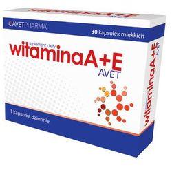 Witamina A+E 30 kaps.