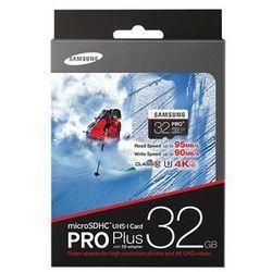 Samsung micro SDHC 32GB PRO Plus 95MB/s + adpater