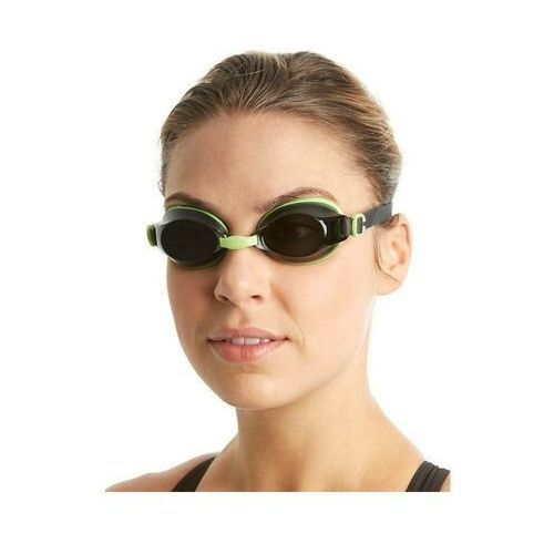 SPEEDO OKULARY JET GREEN-SMOKE