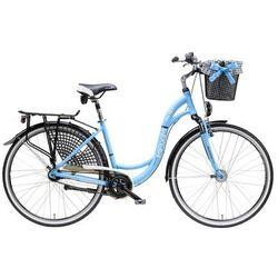 Maxim rower miejski MC 1.6.3 niebieski mat 18