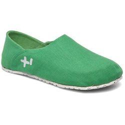 promocje - 30% Kapcie OTZ Shoes 300GMS Linen W Damskie Zielone 100 dni na zwrot lub wymianę