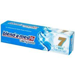BLEND-A-MED 100ml Complete White Pasta do zębów