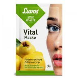 Luvos Vital-Maska do twarzy z ekstraktem z pigwy