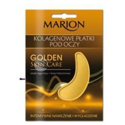 Marion Golden Skin Care (W) kolagenowe płatki pod oczy 2szt