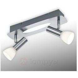 Ponadczasowa lampa sufitowa LED Plucino