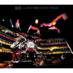 Live At Rome Olympic Stadium - July 2013 (Cd + Dvd)
