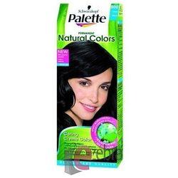Palette Permanent Natural Colors Farba do włosów nr 900 Czerń