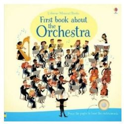 First Book About The Orchestra (opr. twarda)