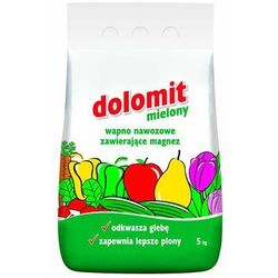 Nawóz wapienno-magnezowy Dolomit 5 kg Florovit