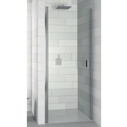 RIHO NAUTIC N101 Drzwi prysznicowe 100x200 LEWE, szkło transparentne EasyClean GGB0605801