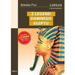 Z legend dawnego Egiptu (opr. miękka)