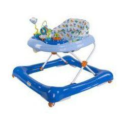 Chodzik samochód niebieski Sun Baby BG-0209/G