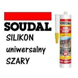 Silikon uniwersalny beżowy SOUDAL