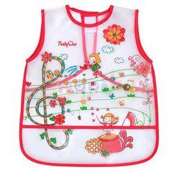 Fartuszek dziecięcy przedszkolny 12m+ BabyOno (różowy)