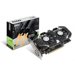 MSI GeForce GTX 1050 Ti OC 4GB DDR5 128BIT DVI-D/HDMI/DP [GTX 1050 TI 4GT OC]