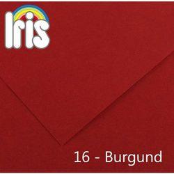 Brystol Canson Iris A3/185g burgundowy 50ark.