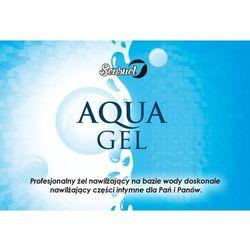 Wodny żel nawilżający z dozownikiem Aqua Gel 100 ml Sensuel
