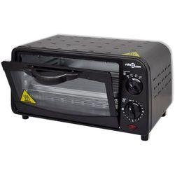 vidaXL Mini piekarnik czarny z dodatkami, 9 L, 800 W Darmowa wysyłka i zwroty