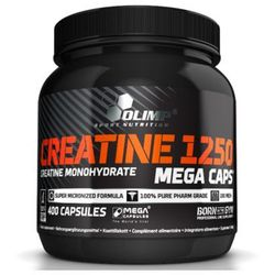 Olimp Creatine Mega Caps 1250mg 400 kaps