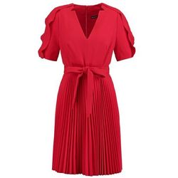 Karen Millen 24 HOUR Sukienka koktajlowa red