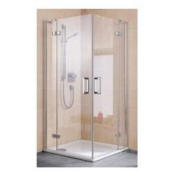 Drzwi Kermi Gia XP 90x185cm wahadłowe z polem stałym prawe GXESR090181PK
