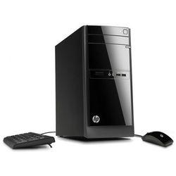Komputer stacjonarny HP 110-210 A6-5200 4G 128GB SSD Win10 DVD-RW + klawiatura, mysz