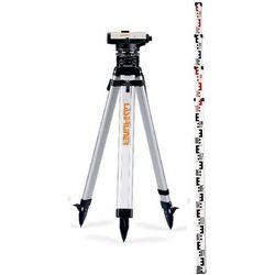 Niwelator optyczny Laserliner AL22 Classic Zestaw statyw łata