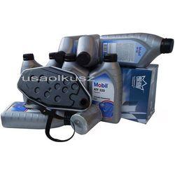 Filtry oraz olej Mobil ATF-320 skrzyni 45RFE Dodge RAM 2000-