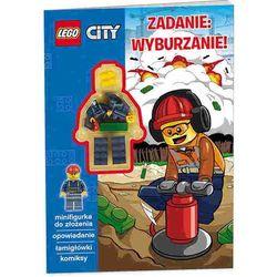 LEGO ® City. Zadanie: wyburzanie!