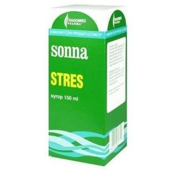 DAGOMED Sonna -Stres syrop - 150 ml