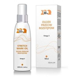 Mamas Strech mark oil Omega 3 - Olejek przeciw rozstępom 100ml
