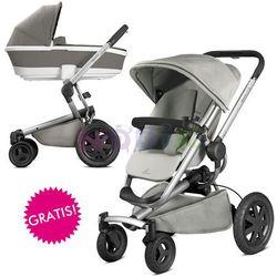 Wózek wielofunkcyjny 2w1 Buzz Xtra + GRATIS Quinny (Grey Gravel)