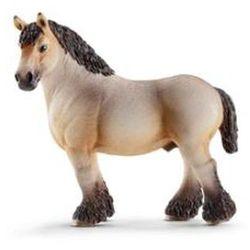 Ardennes ogier Figurka konia