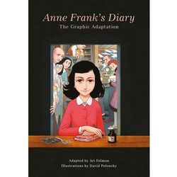 Anne Frank's Diary: The Graphic Adaptation (opr. miękka)