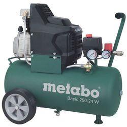METABO Basic 250-24 W SPRĘŻARKA TŁOKOWA