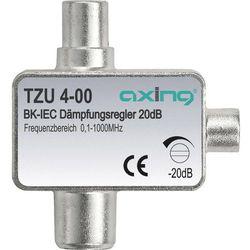 Regulator tłumienia sygnału telewizyjnego Axing TZU 4