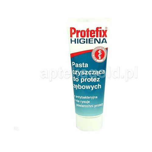 Protefix higiena pasta czyszcząca do protez zębowych 75 ml