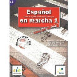 Espanol en marcha 1 podręcznik z 2 płytami CD (opr. miękka)