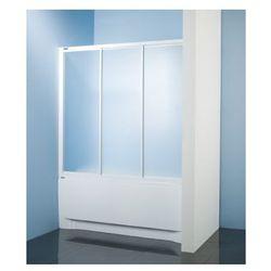 SANPLAST kabina nawannowa Classic 150 wnękowa szkło SA (parawan) DTr-c-W-150 600-013-2431-01-480